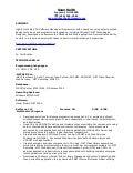 Net Developer Resume resume java developer java developer sample resume embedded java developer resume format java developer resume sample Net Developer Resume