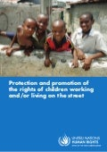 Protection and promotion of the rights of street children