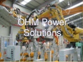 Flexible Power Supply Solutions
