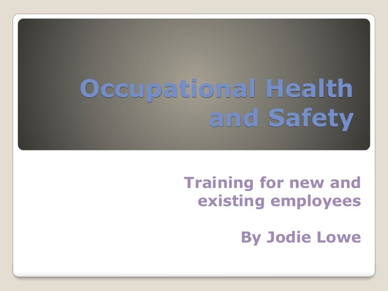 health safety powerpoint template What's So Trendy About ...