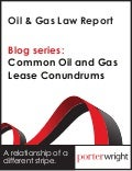Common Oil and Gas Lease Conundrums eBook