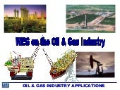Oil  gas applications