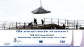 OiRA online and interactive risk assessment