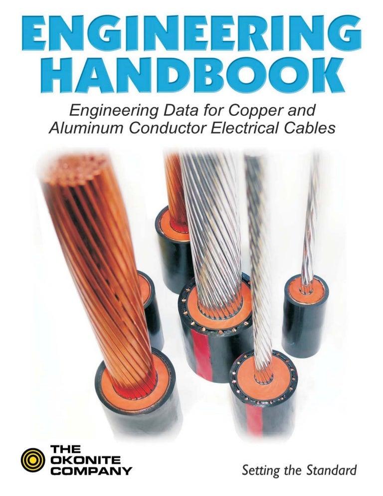 Okonite cable engineering handbook copper aluminium cables greentooth Choice Image