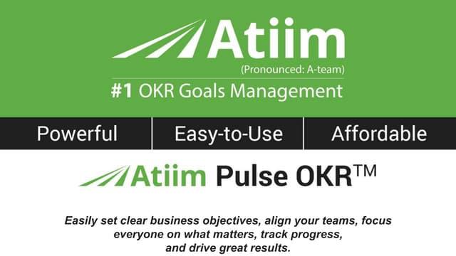 Introduction to OKR Goals (OKRs 101)