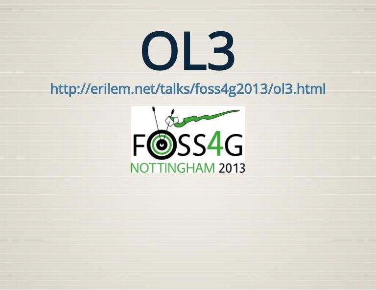 OpenLayers 3