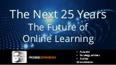 Keynote slides: The Future of Learning