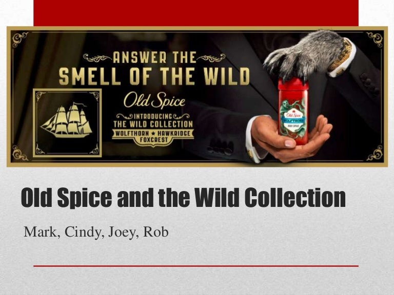 Old Spice Wild Collection Case Study
