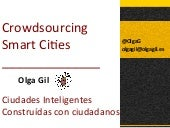 Smart Cities, Made by Citizens