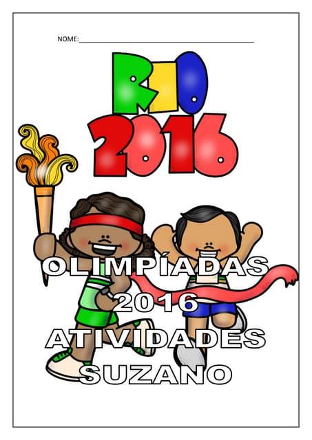 Olimpiadas pacote 2016