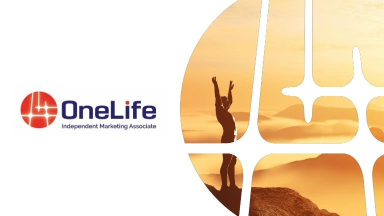 OneLife - business presentation March 2017
