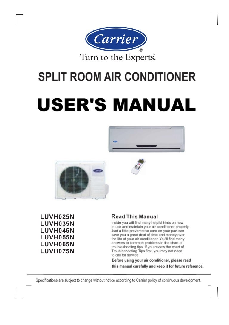 Carrier split room air conditioner biocorpaavc Choice Image