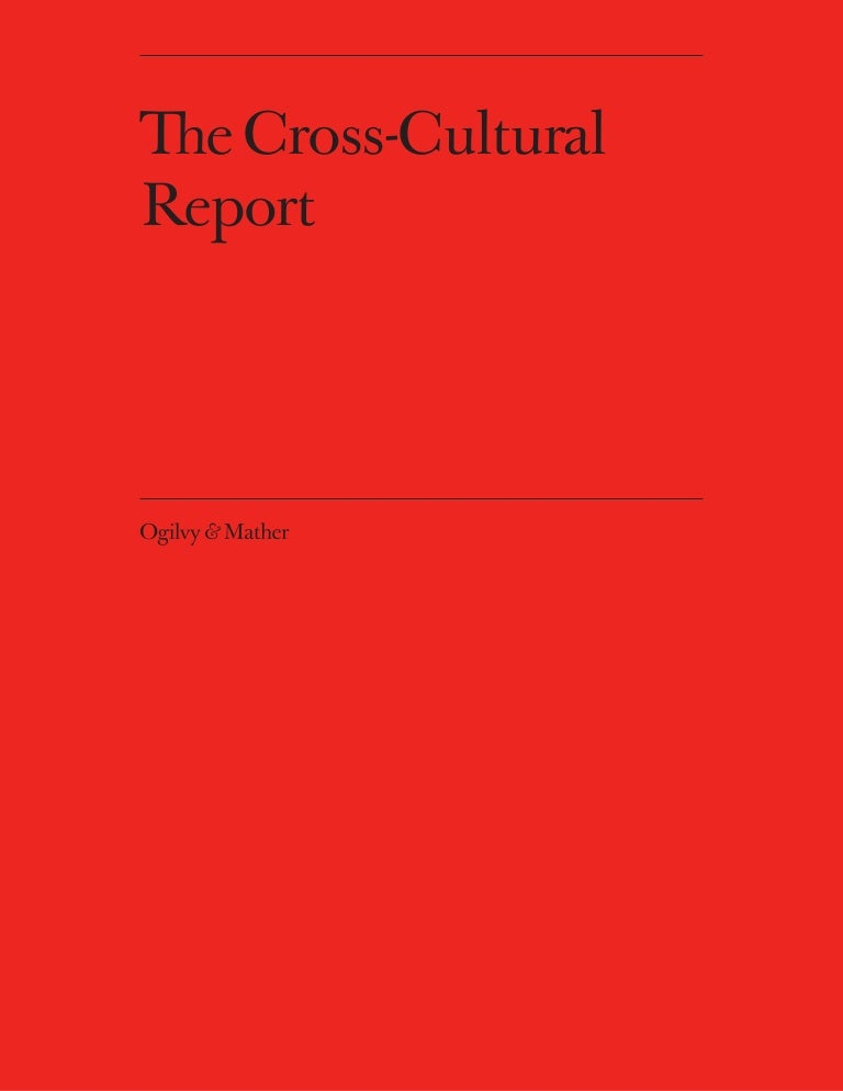 cross cultural report Cross-cultural comparisons of dog behavior and dog-keeping practices are limited the current study compared the questionnaire responses of german shepherd owners in hungary and the united states of america (usa.