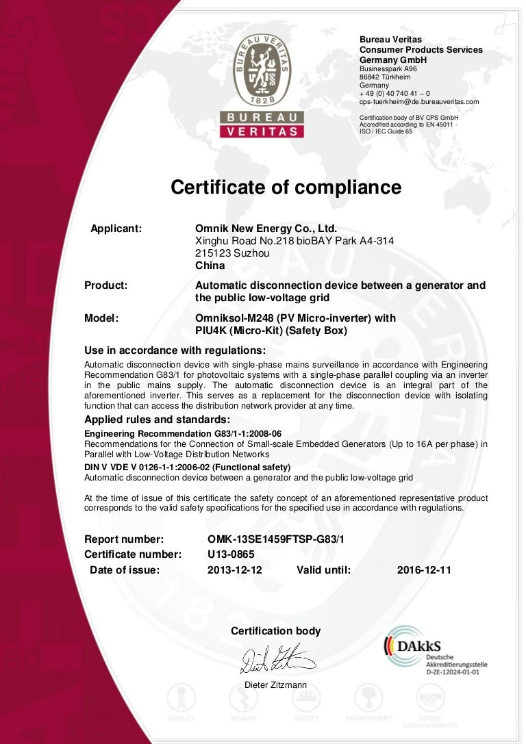 Omnik micro inverter g83 certification 1betcityfo Image collections