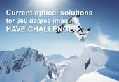 VTT's omnidirectional lens captures 360 degree panoramic view