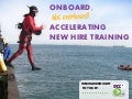 Onboard, Not Overboard. Accelerating New Hire Training | Webinar 11.06.2014