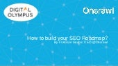 How to build your SEO Roadmap?