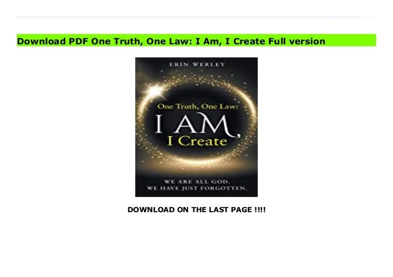 one truth one law i am i create 211003083617 thumbnail 4