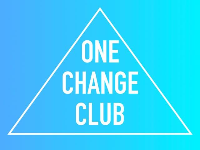 One Change Club Workshop