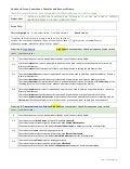 One World Coversheet, Checklist, Writing Frame