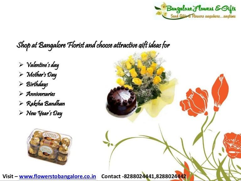 Online Birthday Gifts Bangalore