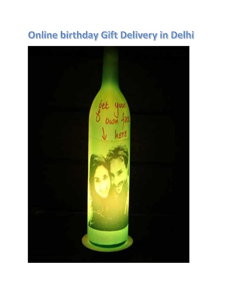 Online Birthday Gifts Delivery In Delhi