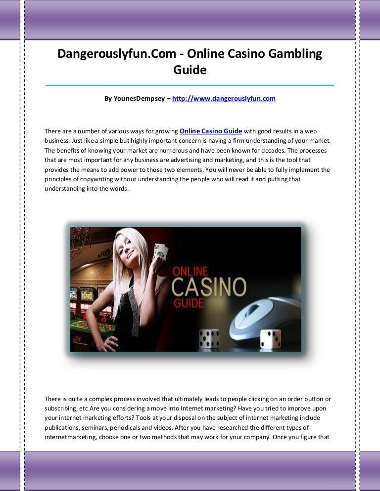 Casino Guide Online