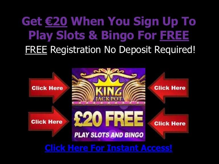 No Minimum Deposit Online Casino
