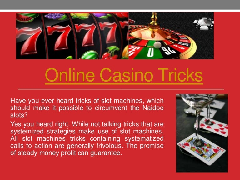 Online Casino Trick Legal