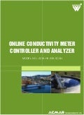 Online Conductivity Meter Controller & Analyzer by ACMAS Technologies Pvt Ltd.