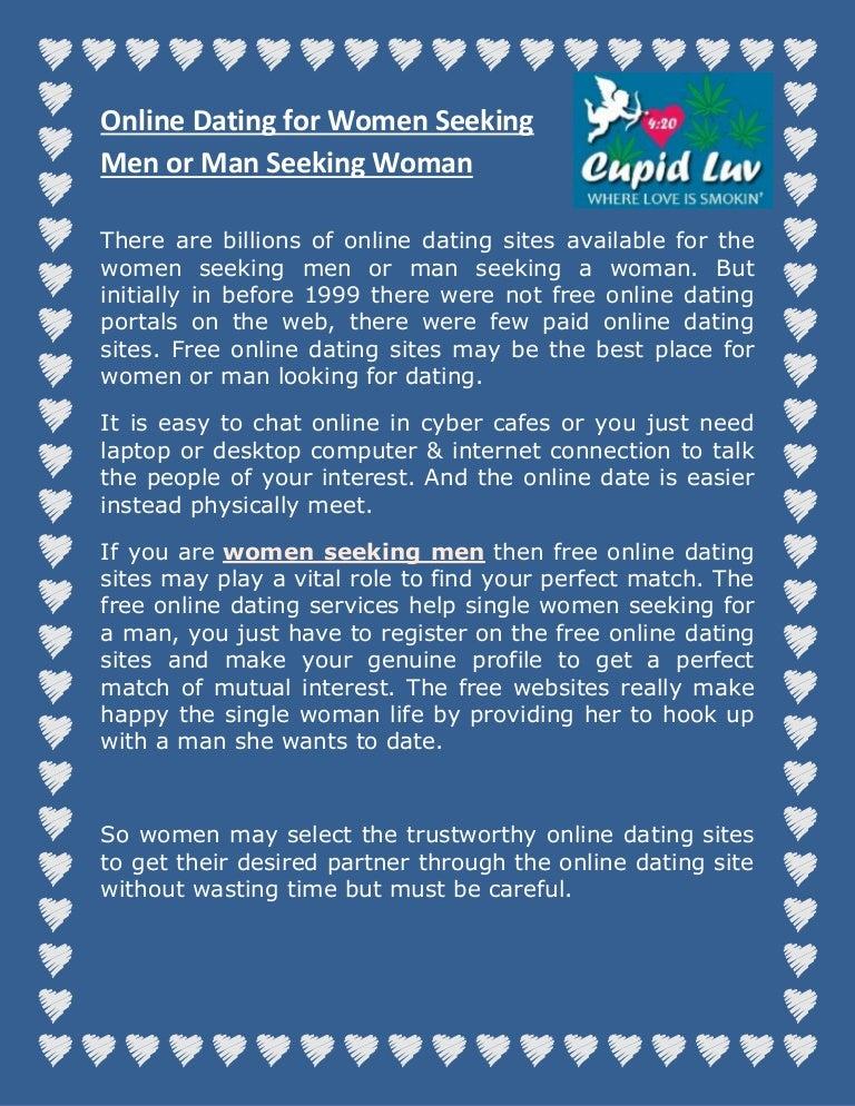 seeking women for dating