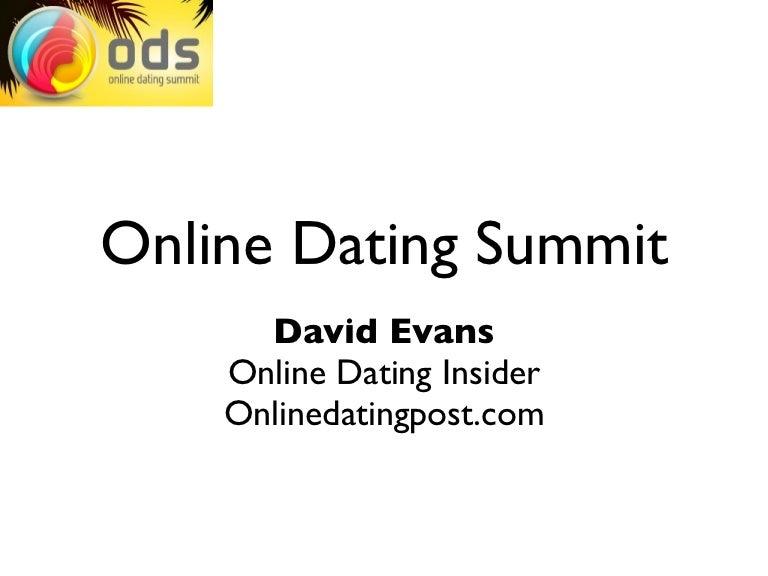 Dave Evans σε απευθείας σύνδεση dating