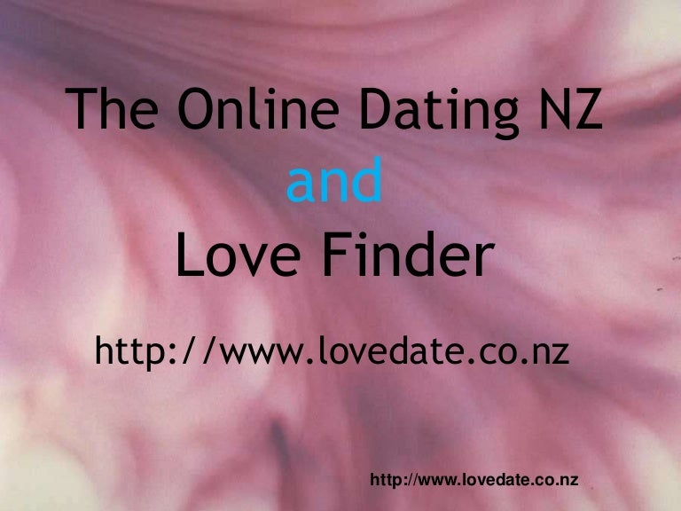 Online Dating app NZ