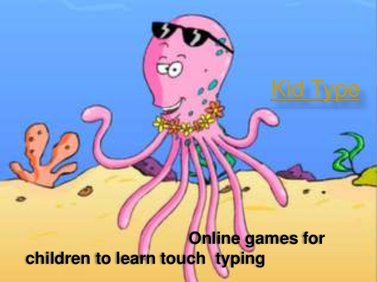 Online Games For Children To Learn Touch Typing