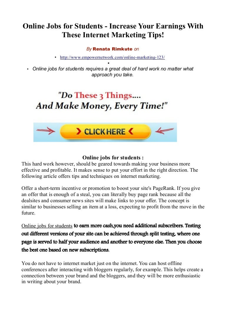 Good earnings on clicks on the Internet. Earnings on clicks without attachments 39