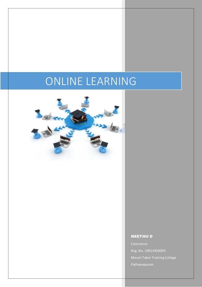Homework assignments online