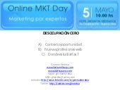 Online Marketing Day mayo 2010 #onlinemktday