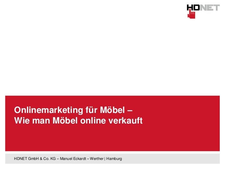 Onlinemarketing Für Möbel Wie Man Möbel Online Verkauft