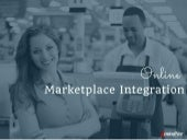 Online Marketplace Integration