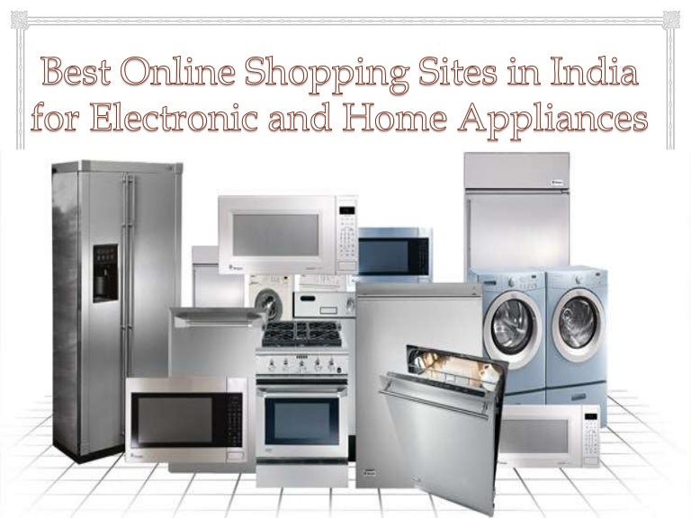 nice Best Online Shopping Sites For Kitchen Appliances #3: SlideShare