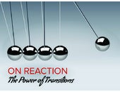On Reaction: The Power of Mobile Transitions