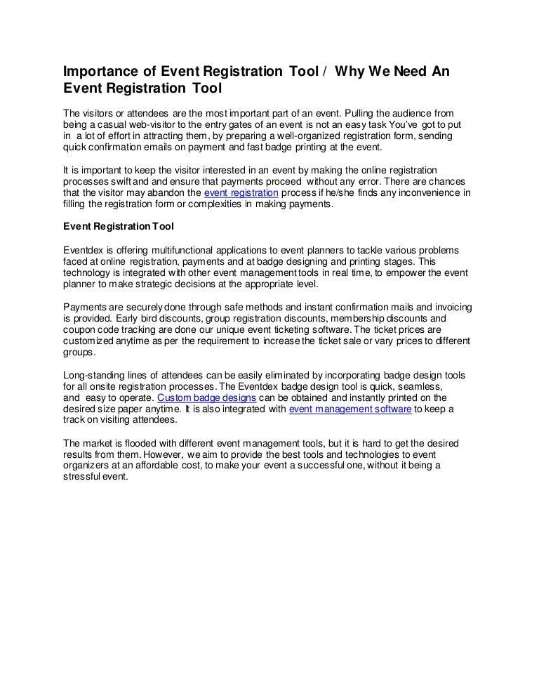 Onsite Event Registration App