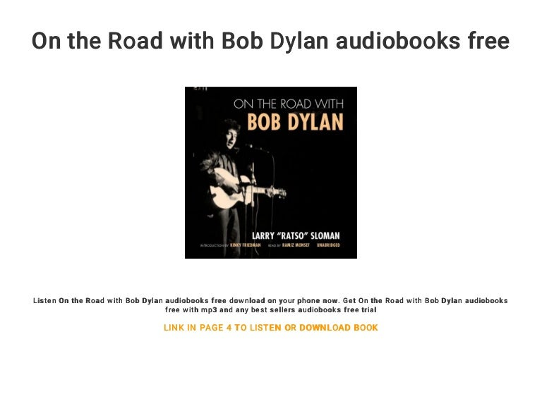 Bob dylan in america free audio books to download | biography and mem….
