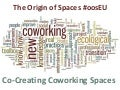 Co-creating Coworking Spaces