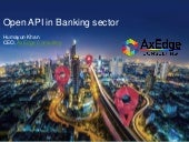 Open API in Banking Sector