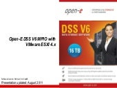 Open-E DSS V6 MPIO with ESXi 4.x