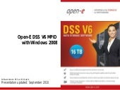 How to configure DSS V6 MPIO with Windows 2008 Server