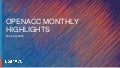 OpenACC Monthly Highlights February 2019