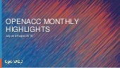 OpenACC Monthly Highlights: July and August 2018
