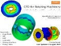 CFD for Rotating Machinery using OpenFOAM